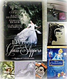 Five Glass Slippers Prize Pack