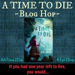 a time to die button