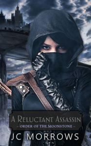 A reluctant assassin cover