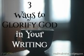 3 ways glorify god 2