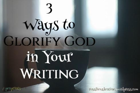 3 ways glorify god 2