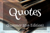 Quotes summer 2016 feature image