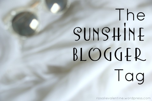 sunshine-blogger-tag