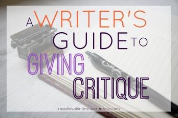 giving critique 2
