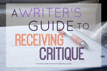 writers guide receiving critique 2