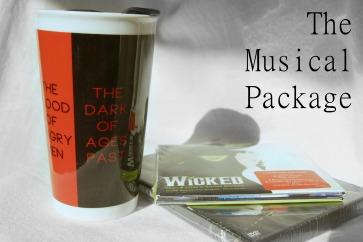 the musical package