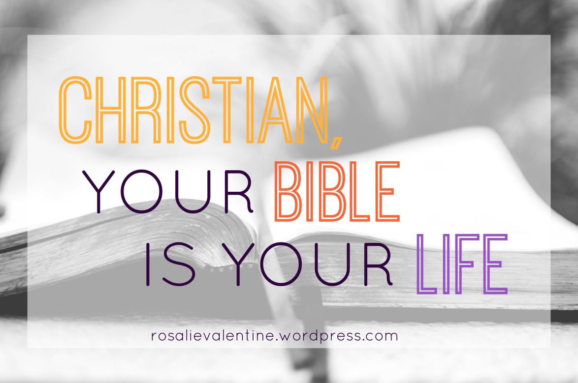 Christian, the Bible Is Your Life.jpg