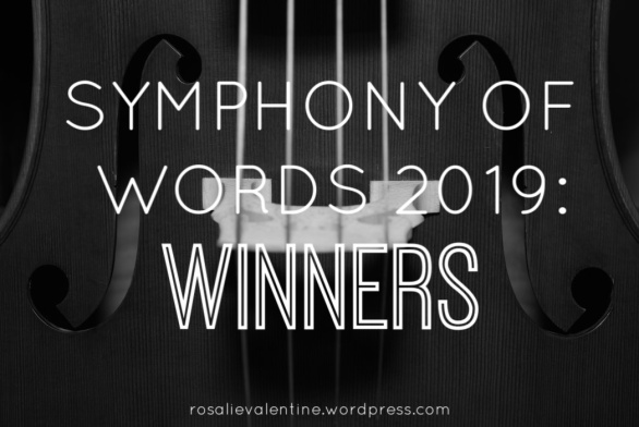 symphony of words winners